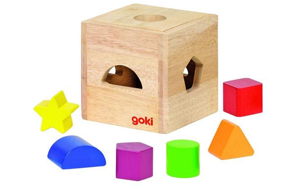 Goki Sort II Box