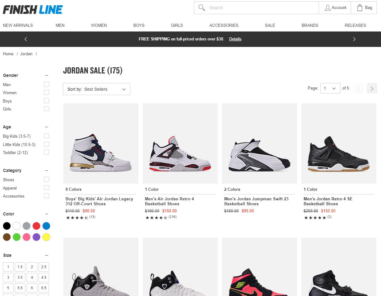 Mirar furtivamente docena cerca  Las tres mejores lugares en línea para comprar Jordan auténticos