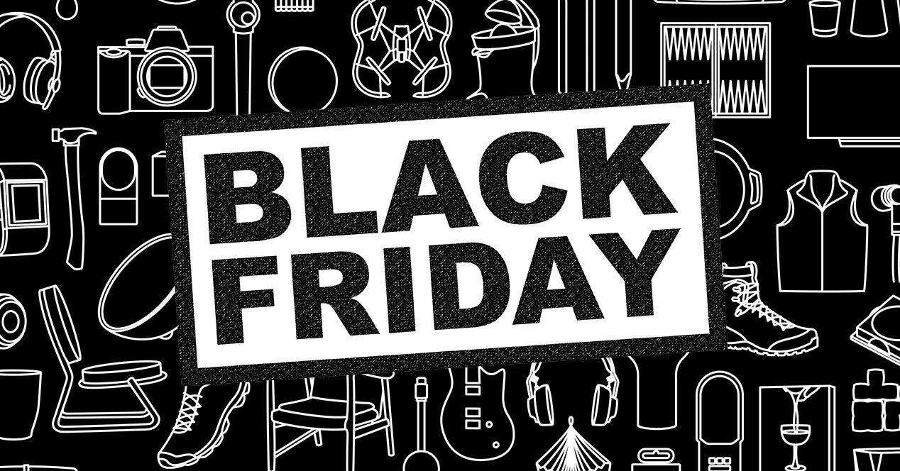 ¡OFERTAS Black Friday!